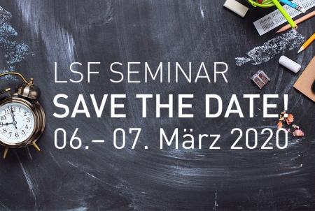LSF Seminar 2020
